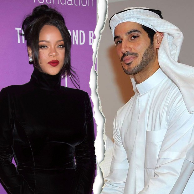 Selanjutnya ada berita perpisahan dari Rihanna dan Hassan Jameel yang sepertinya mengejutkan para penggemar