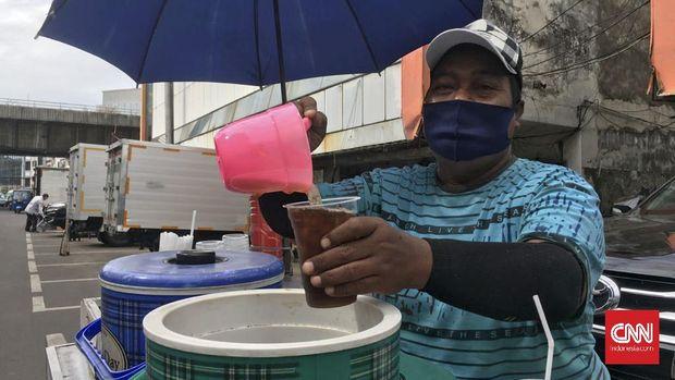 Darsiman - Penjual teh liang