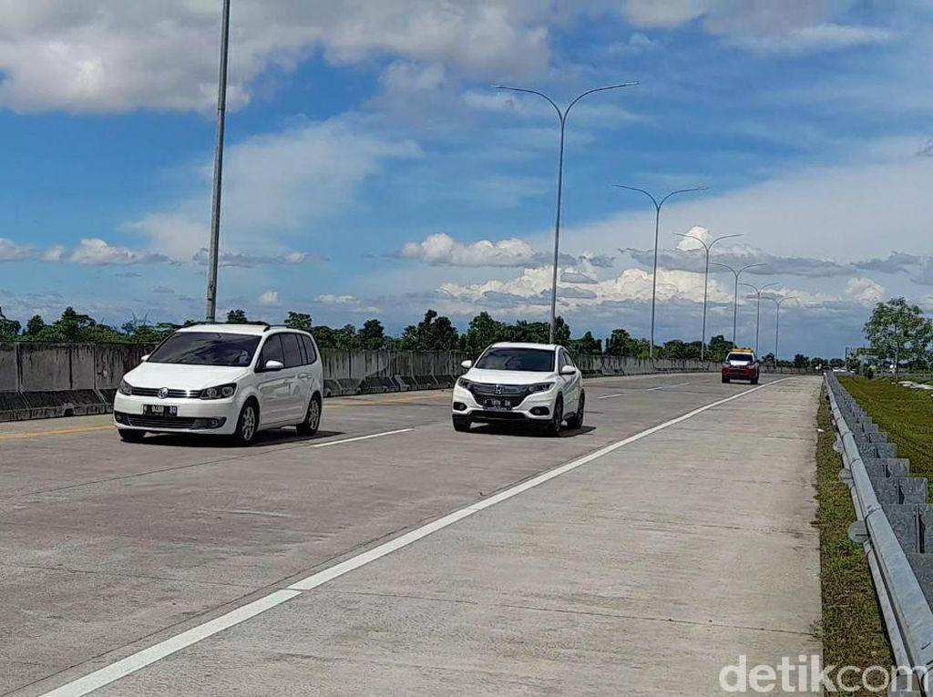 40 Ribu Kendaraan Diprediksi Masuk Jateng Via Tol Besok