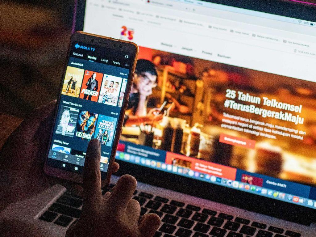 Telkomsel Hadirkan Paket Bundling Mola TV Harga Rp 79.000
