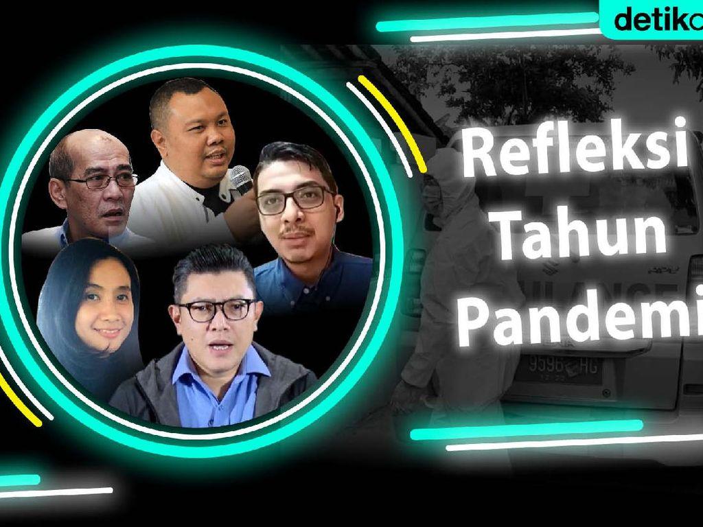 dRooftalk: Refleksi Tahun Pandemi