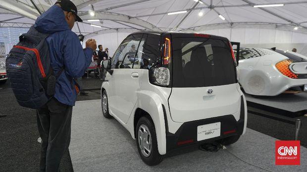 Toyota Ultra Compact