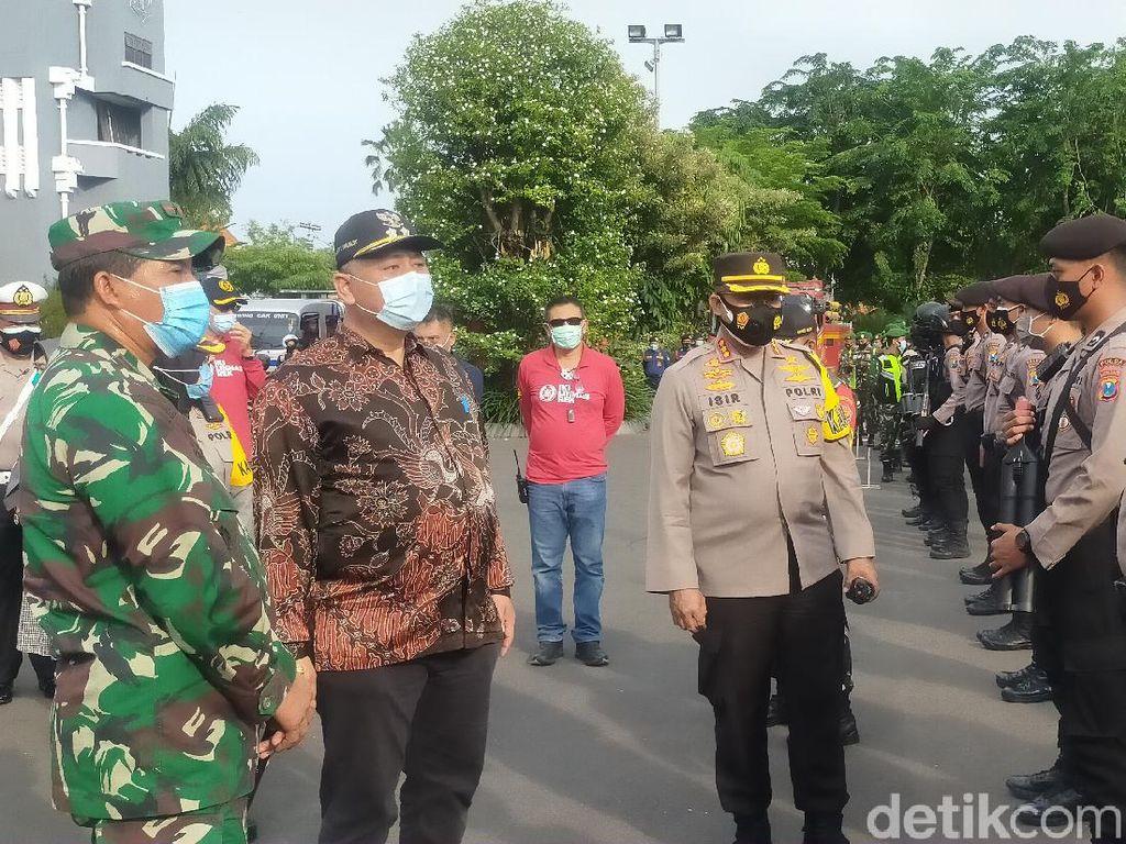 Berkeliaran di Surabaya Lebih Jam 20.00 WIB, Awas Terjaring Swab Hunter