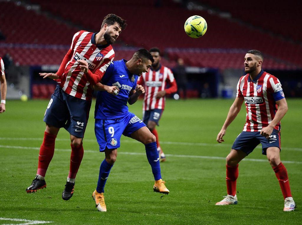 Atletico Vs Getafe: Luis Suarez Menangkan Tuan Rumah