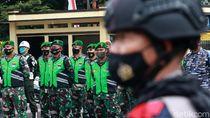 Cegah Kerumunan, Ribuan Personel Gabungan Sekat Kota Bandung