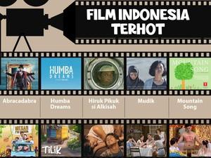 10 Film Indonesia Paling Hot 2020