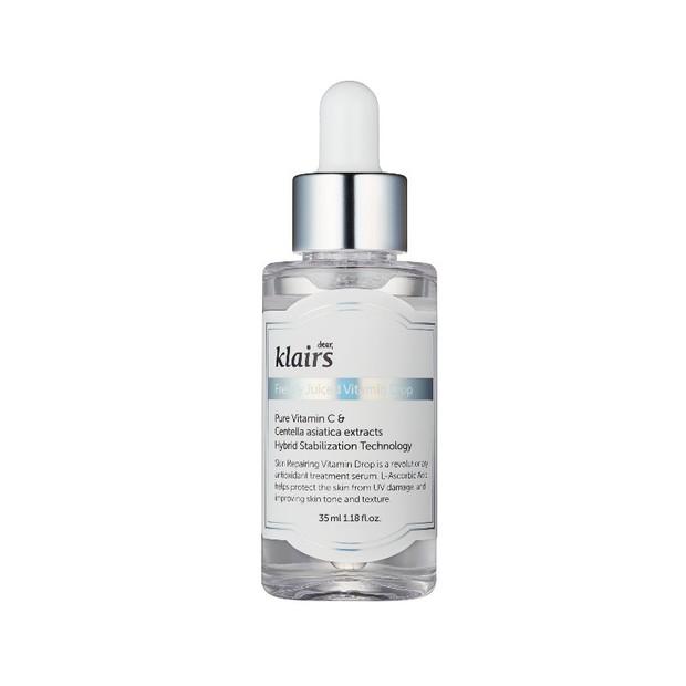 Tersedia dalam dua ukuran yang memiliki fungsi untuk mencerahkan wajah berkat kandungan vitamin C.