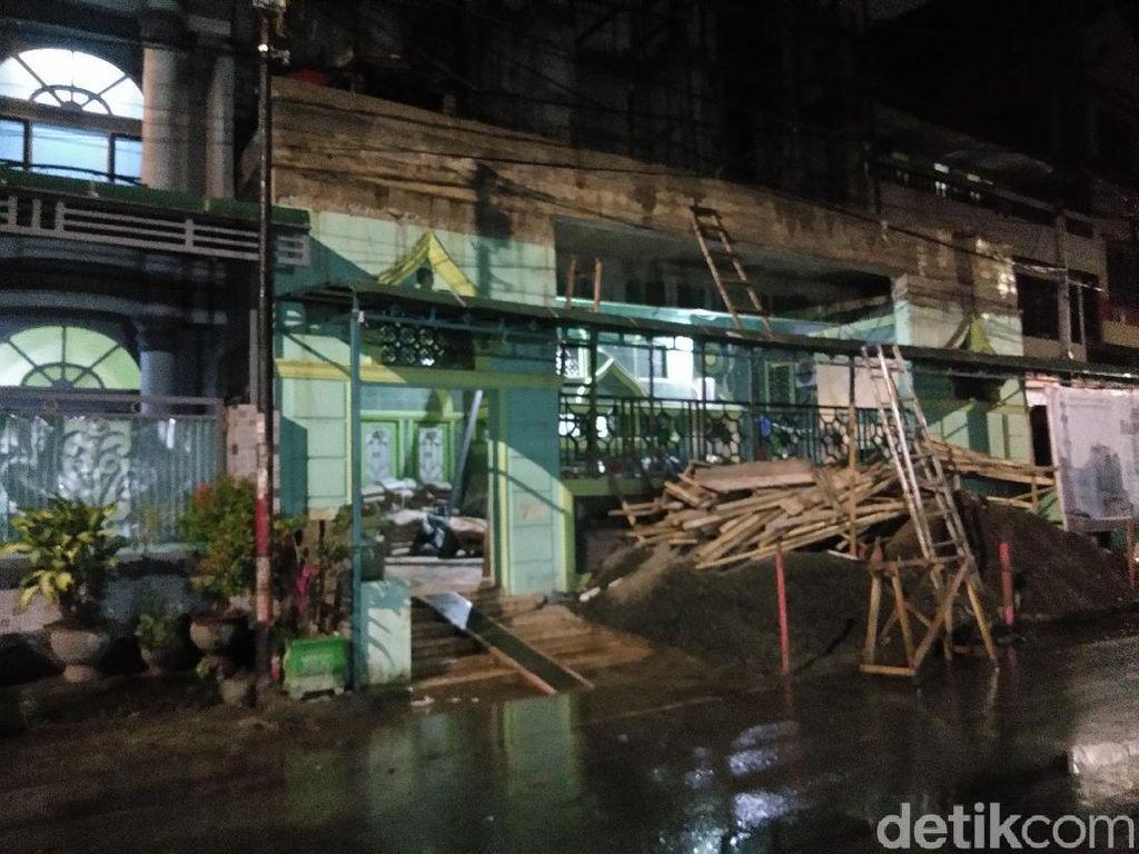 Pria Ngaku Teroris-Ancam Bom Masjid di Makassar Ditangkap