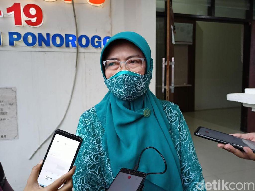 Dokter di Ponorogo Meninggal, Dua Anaknya Juga Positif COVID-19