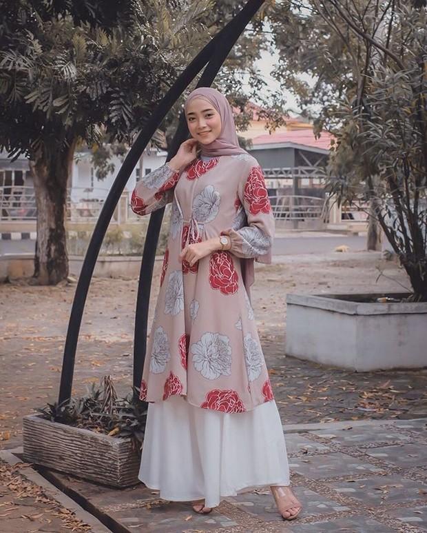 Midi dress floral