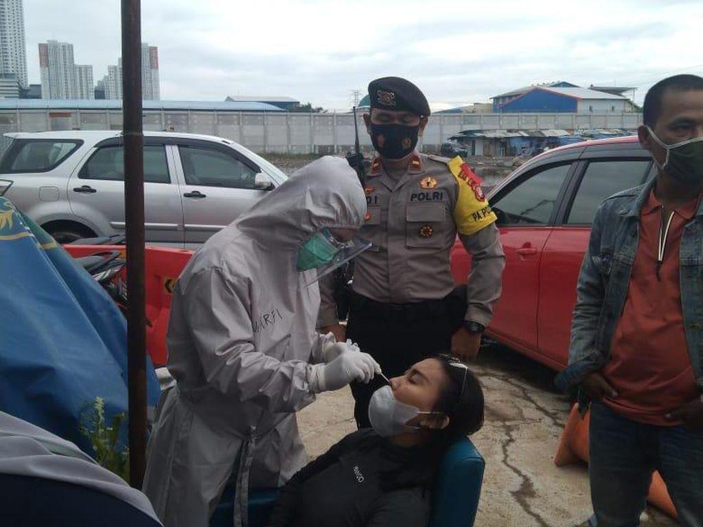 3 Orang Positif, Polisi Perketat Operasi Kemanusiaan di Dermaga Kaliadem