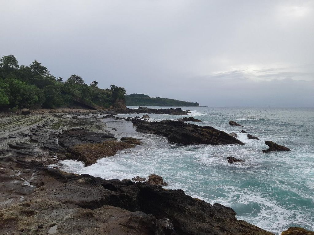 Pantai Sawarna dan Alun-alun Lebak Ditutup Selama Perayaan Tahun Baru
