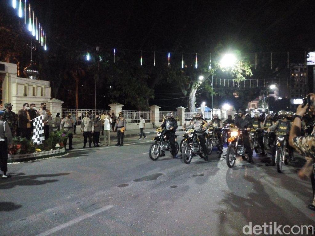 16 Ribu Personel TNI-Polri Dikerahkan Amankan Malam Pergantian Tahun di Sumut