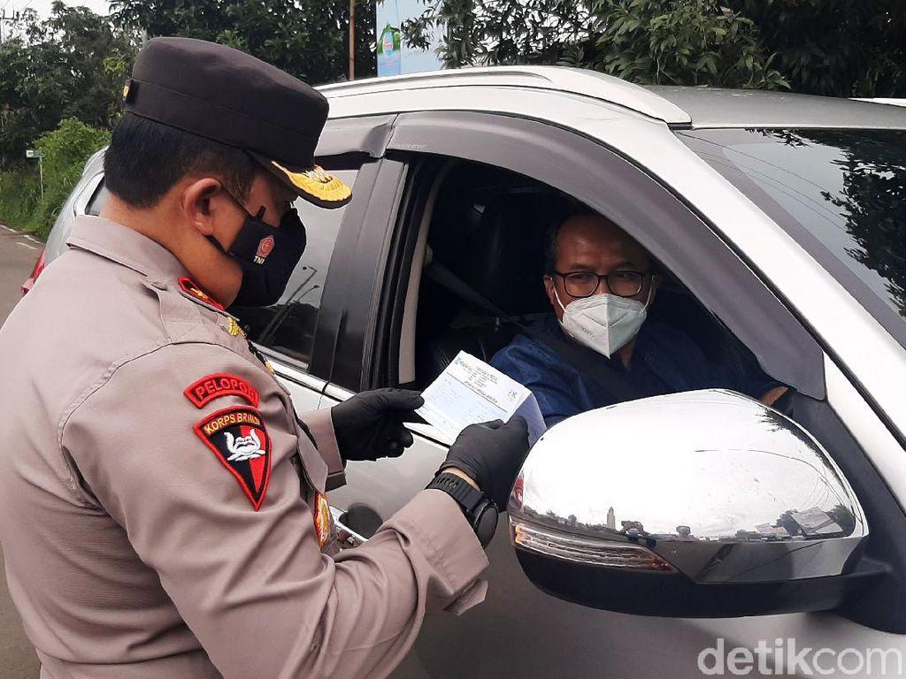 Libur Imlek, Wisatawan ke Puncak Bogor Wajib Bawa Surat Bebas COVID