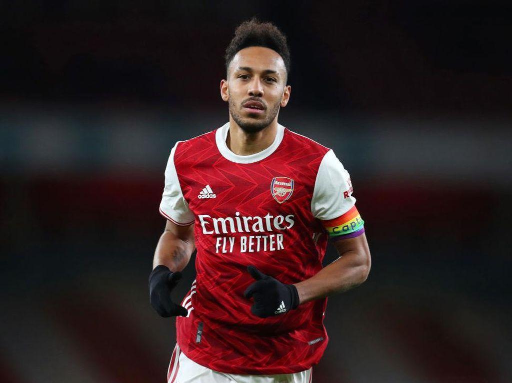 Karena Ibu, Aubameyang Absen Perkuat Arsenal