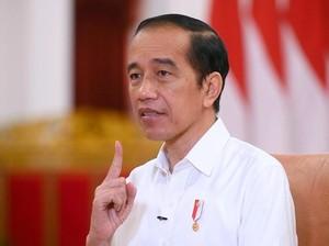 Jokowi Bakal Umumkan Dewan Pengawas SWF Pekan Depan