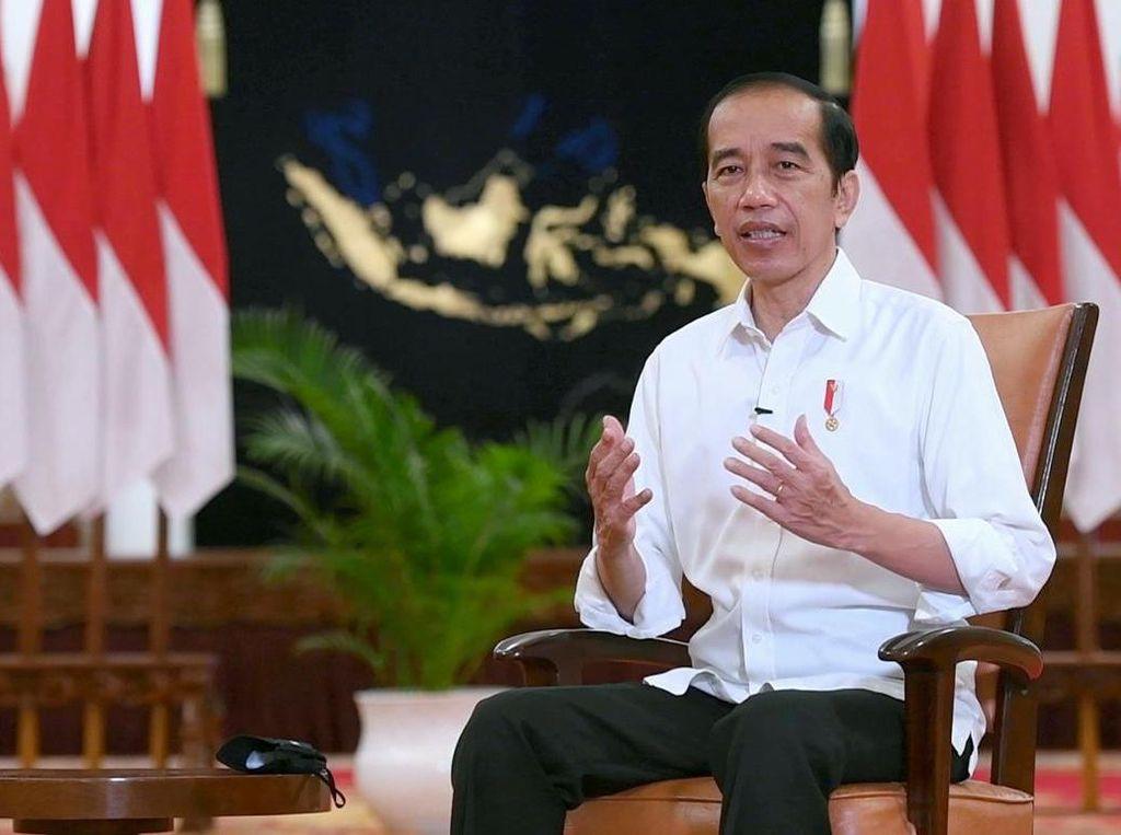 Jokowi: Hingga Akhir Tahun, 426 Juta Dosis Vaksin COVID Akan Tiba