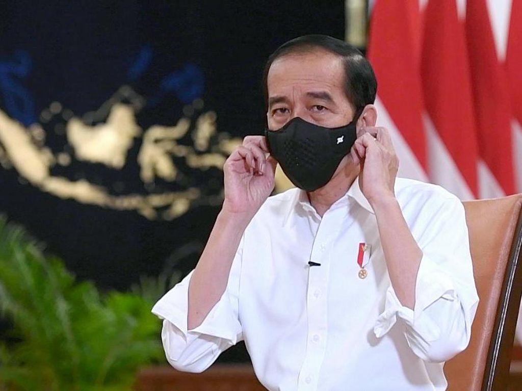 Jokowi Singgung Lockdown di Negara Lain, Indonesia Menyusul?