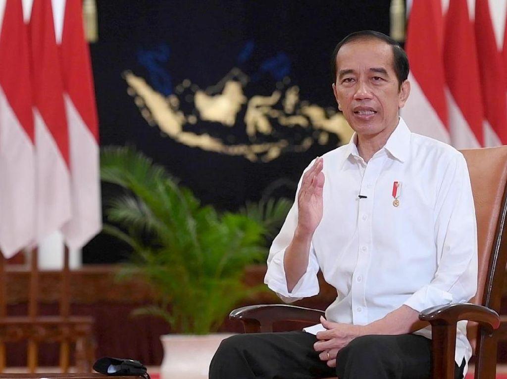 Jokowi Perintahkan KNKT Bikin Kajian Penyelidikan Jatuhnya Sriwijaya Air