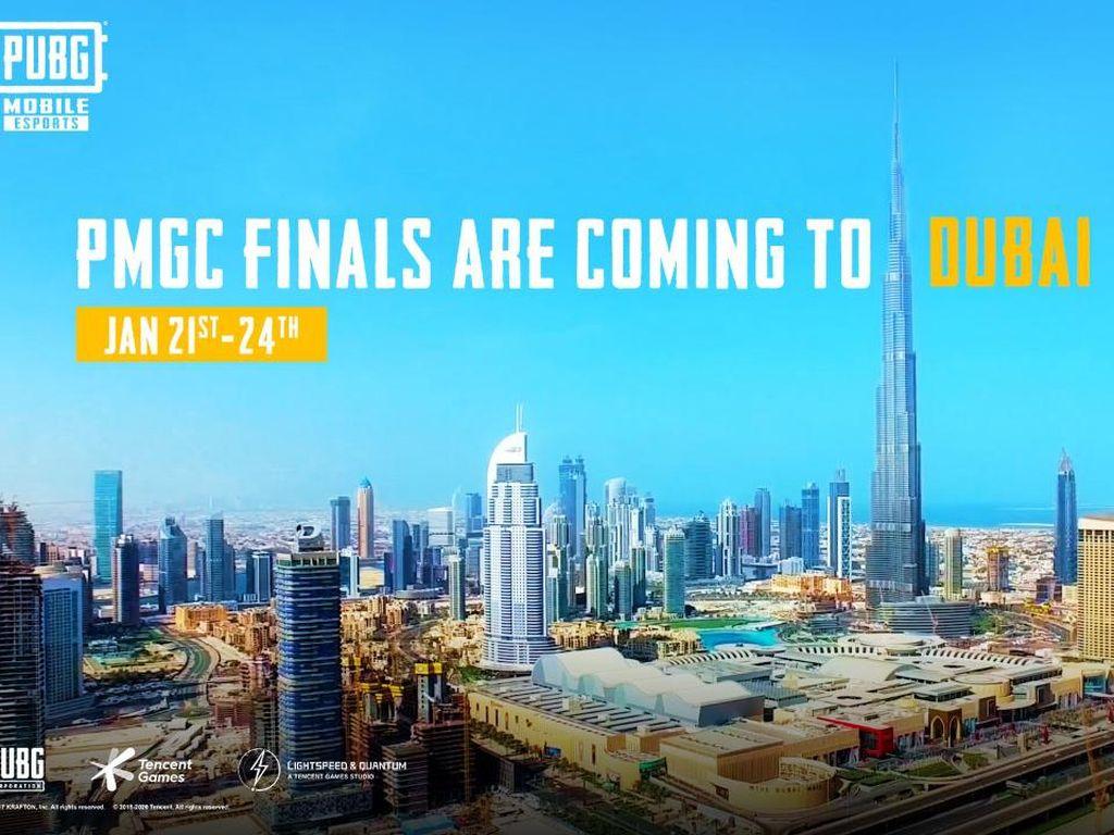 16 Finalis PMGC Season Zero Perebutkan Rp 28 Miliar di Dubai