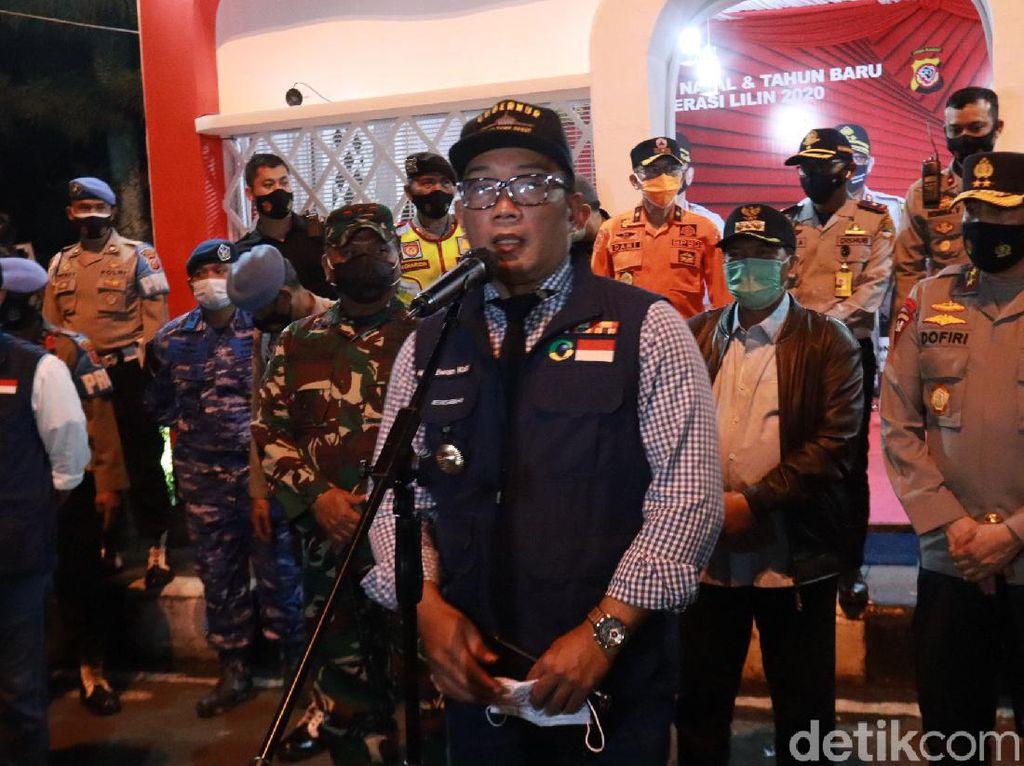 Aktivitas FPI Dilarang, Ridwan Kamil: Indonesia Butuh Kedamaian