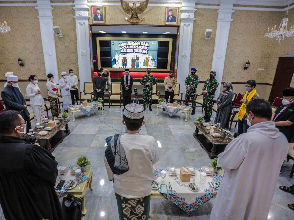 Sambut Tahun Baru, Pemkot Bogor Gelar Doa Bersama Lintas Agama