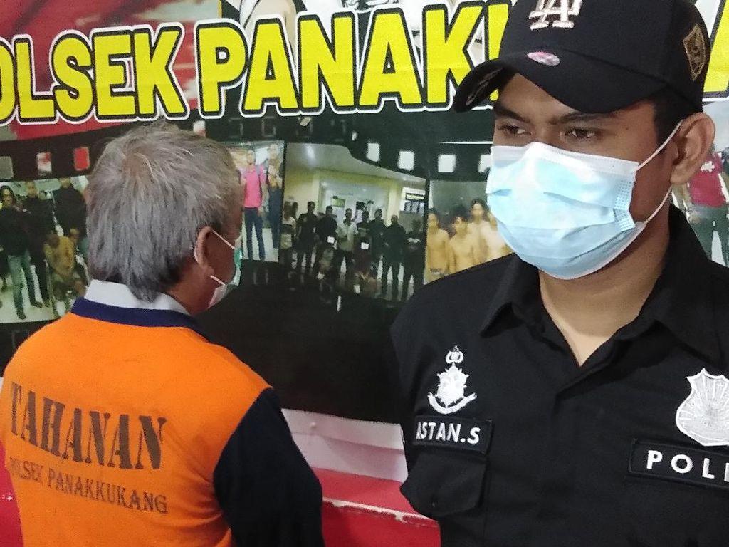 Gegara Mobil Cicilan Dibawa Kabur Perental, ASN di Makassar Ditangkap