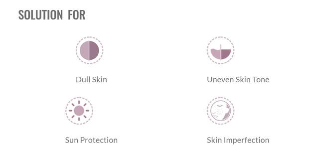 moisture tint ini dapat meratakan warna kulit sekaligus melembabkan kulit.