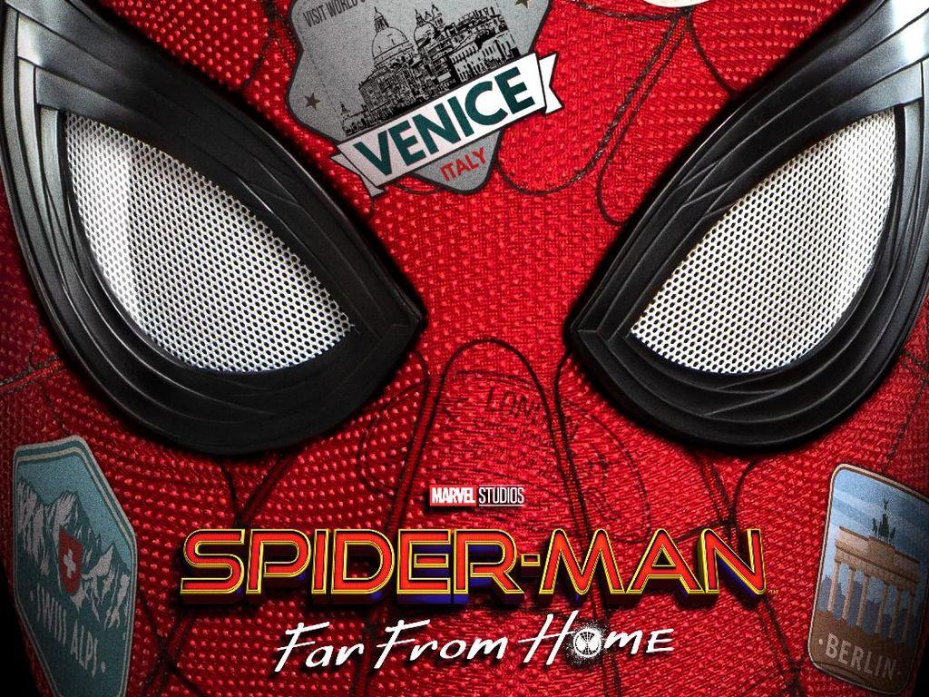 Sinopsis Spider-Man: Far From Home, Perdana di Bioskop Trans TV