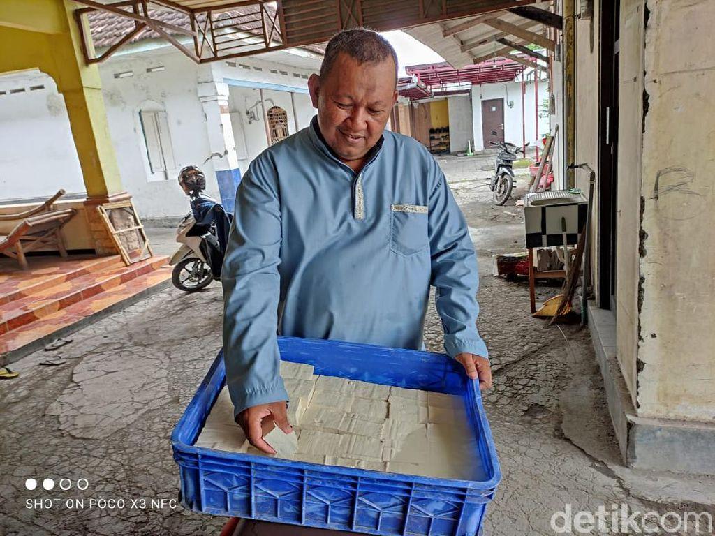 Pengusaha Tahu & Tempe di Sidoarjo Juga Mogok Produksi 1-3 Januari