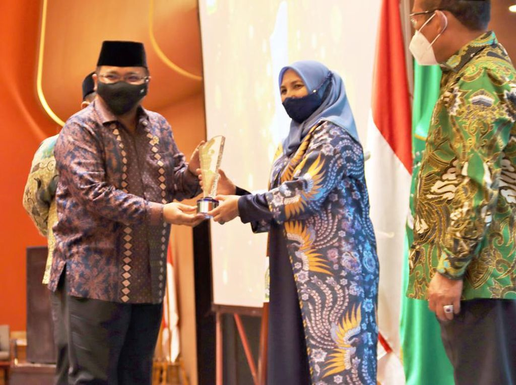 UIN Jakarta Borong 3 Penghargaan di ADIKTIS 2020 dari Kemenag