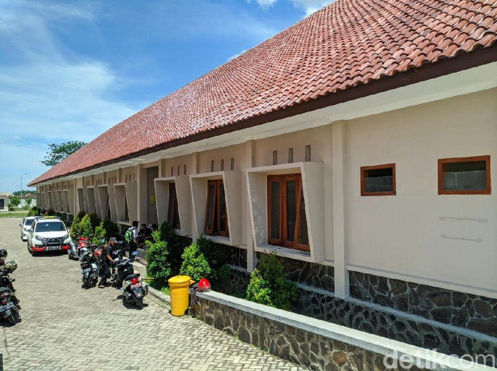 Gedung Sentra IKM Ponorogo Jadi Shelter Pasien COVID-19