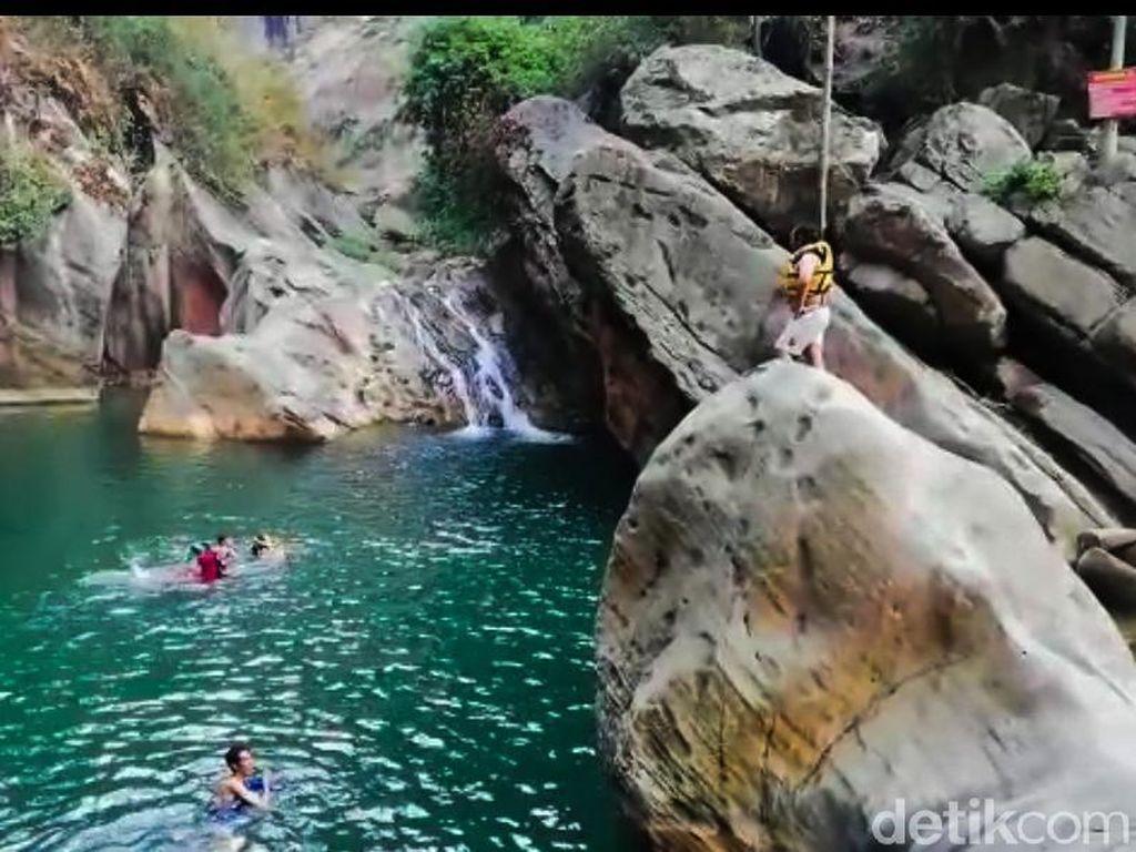 Libur Tahun Baru, Saatnya Jajal Wisata Air di Bandung Barat