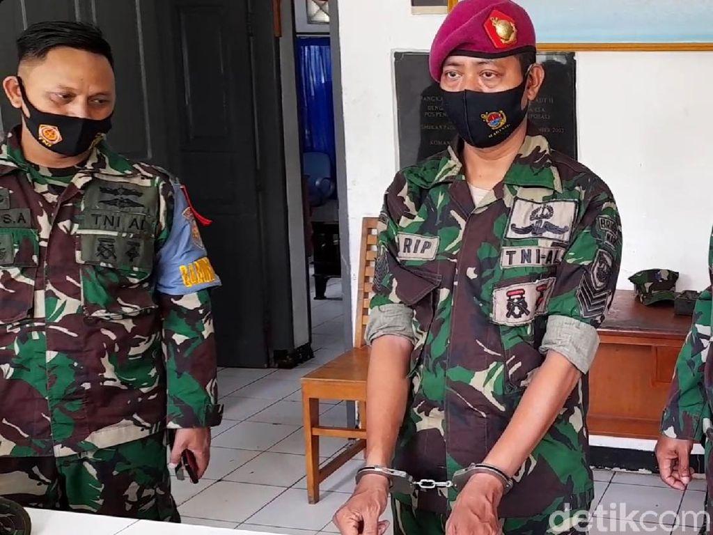Bidik Janda Kaya, Marinir Abal-abal di Sukabumi Dibekuk