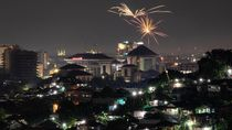 Suasana Perayaan Tahun Baru di Jakarta dan Beberapa Kota di Dunia