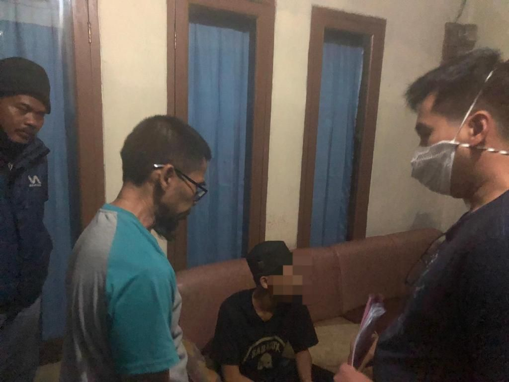 Pelaku Parodi Indonesia Raya Pakai Nama Samaran Faiz Rahman Simalungun