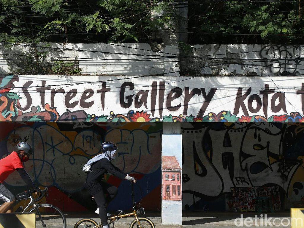 5 Rute Sepeda Jakarta Asyik Ditelusuri Saat Gowes Tahun Baru 2021