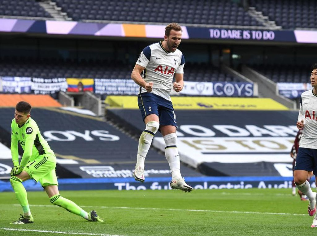 Gol ke-100 Son Heung-min untuk Tottenham