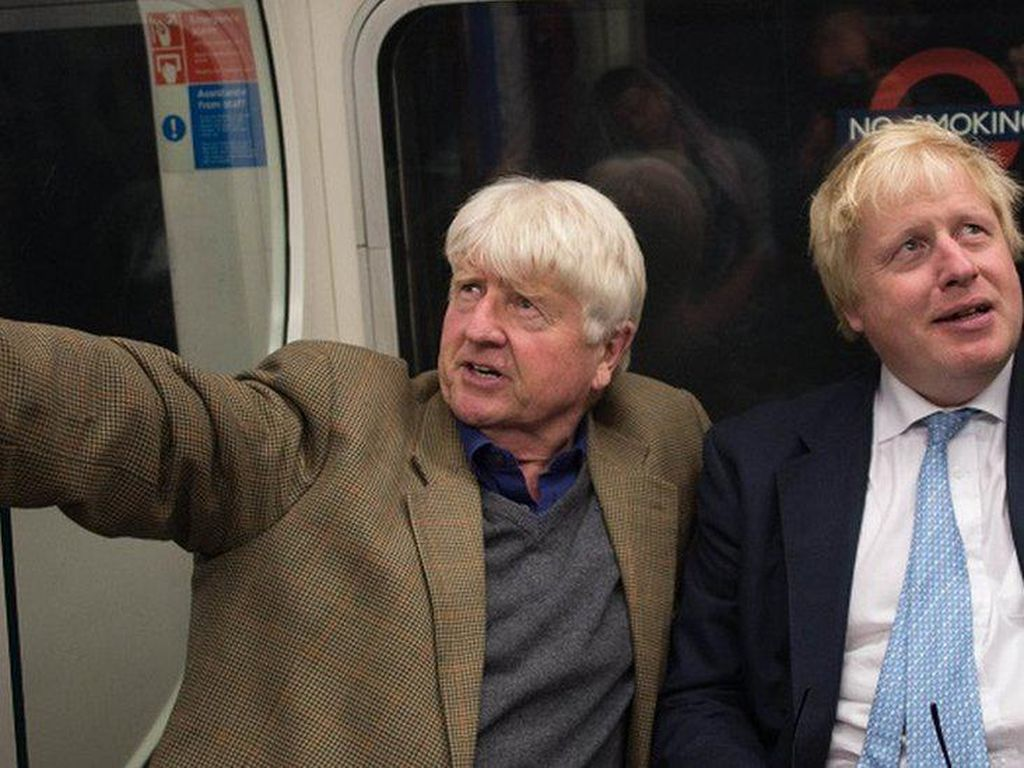 Inggris Keluar Uni Eropa, Ayah PM Johnson Ajukan Permohonan Jadi WN Prancis