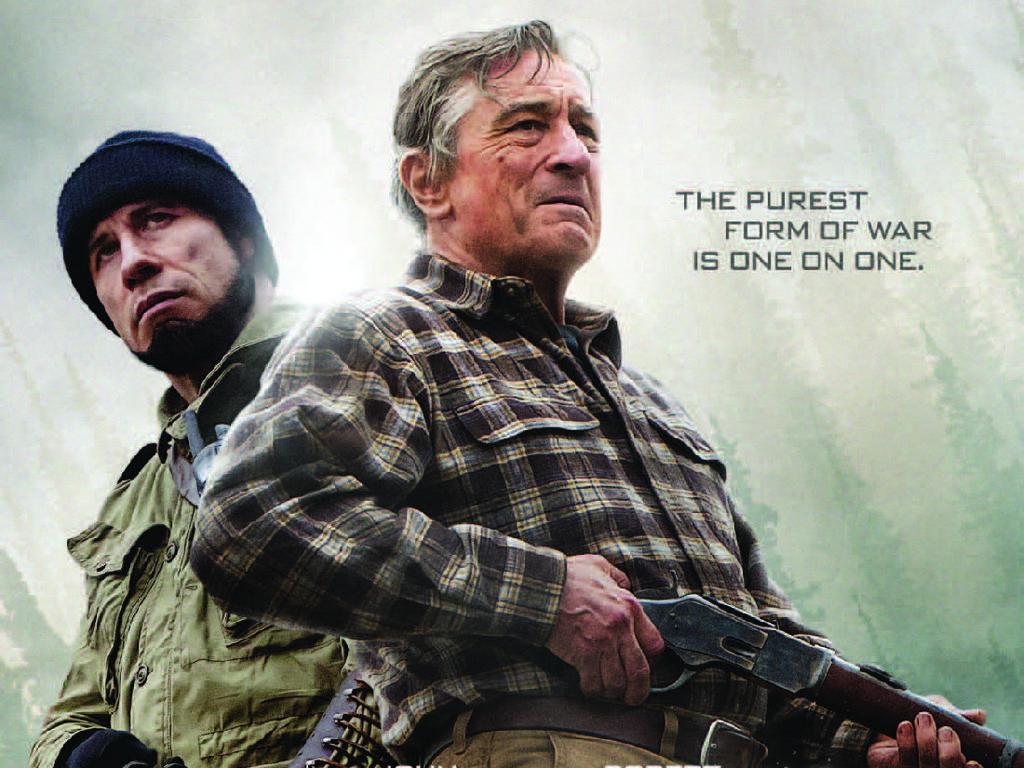Sinopsis Killing Season, Dibintangi Robert De Niro dan John Travolta