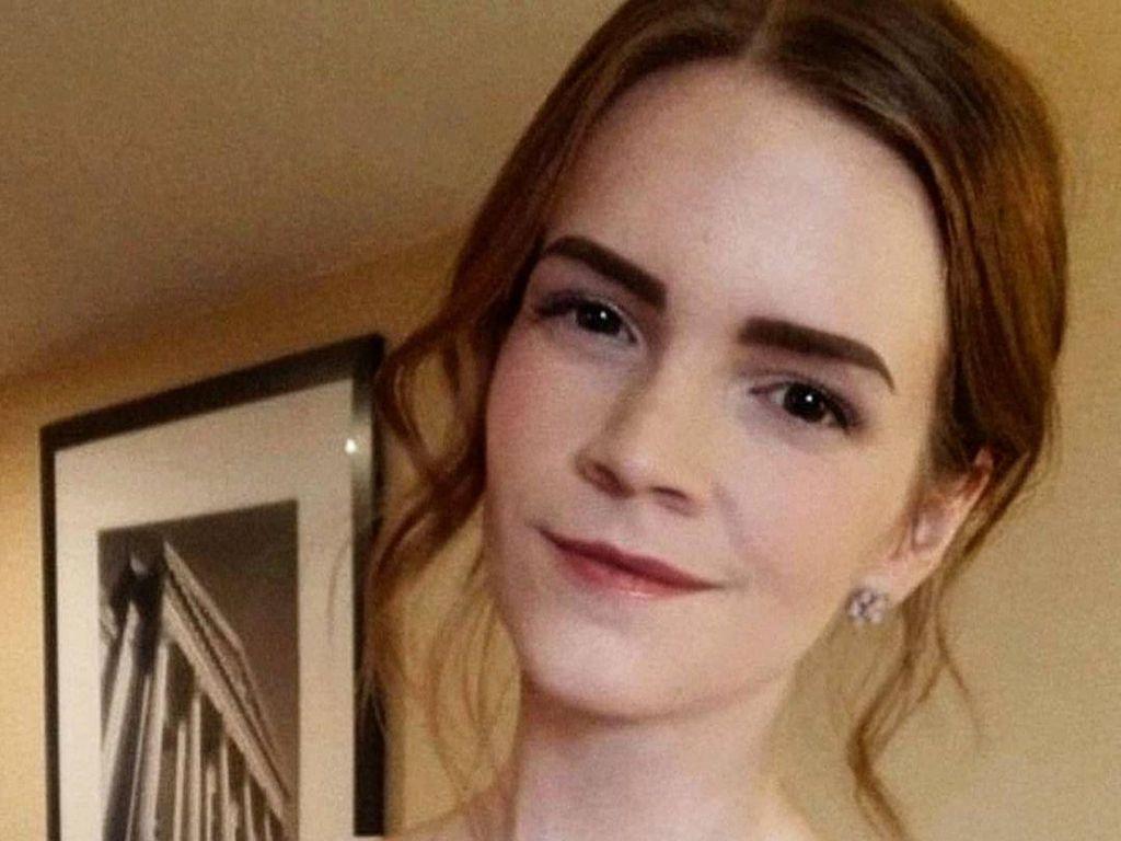 Foto: Wanita Viral Mirip Emma Watson Hingga Sulit Dibedakan Ibunya Sendiri
