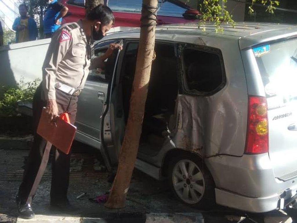 Petugas Kebersihan Meninggal Usai Ditabrak Pemobil Ngantuk di Makassar