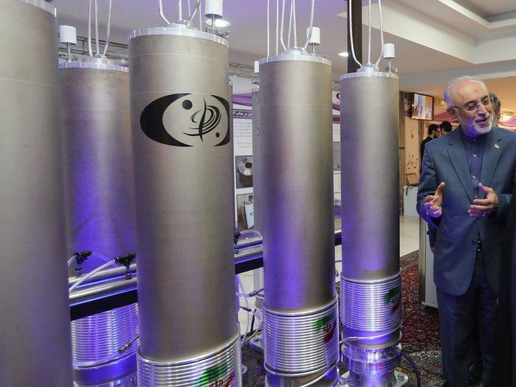 Iran Desak AS Segera Kembali ke Perjanjian Nuklir 2015