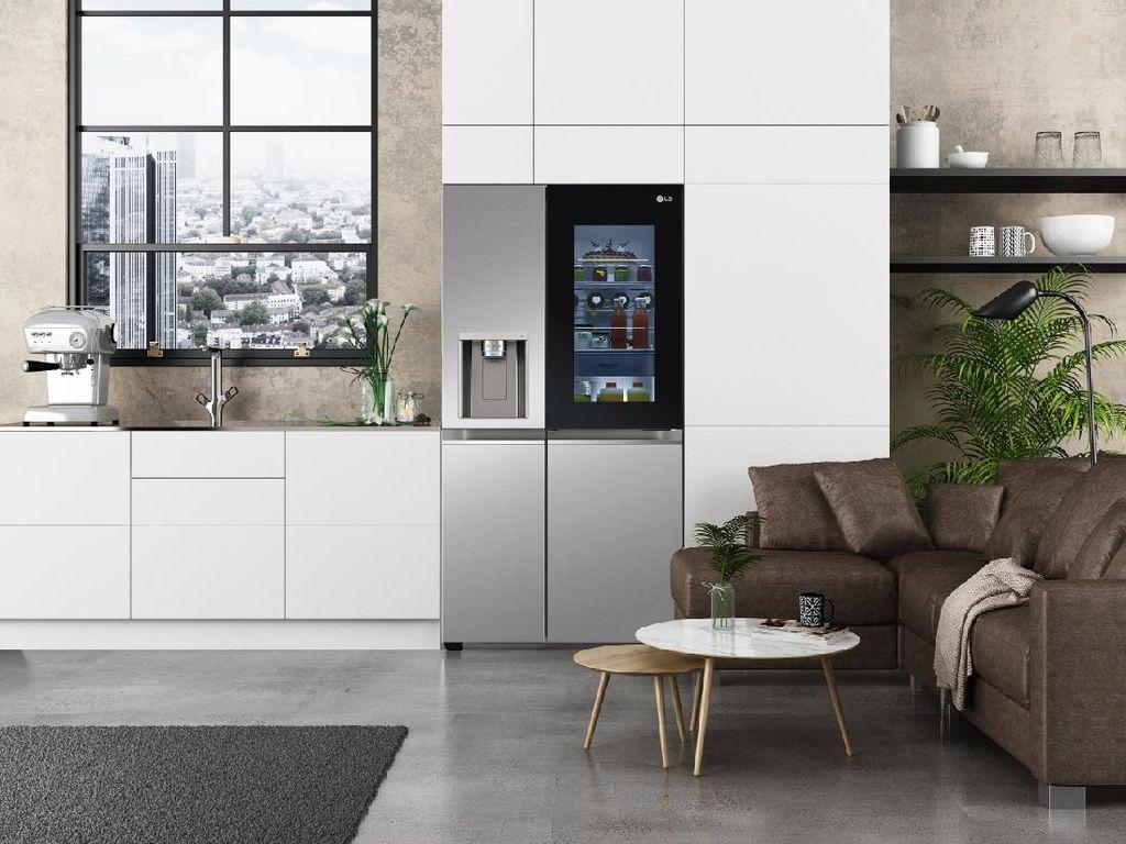 LG Pamer Oven dan Kulkas Pintar di CES 2021