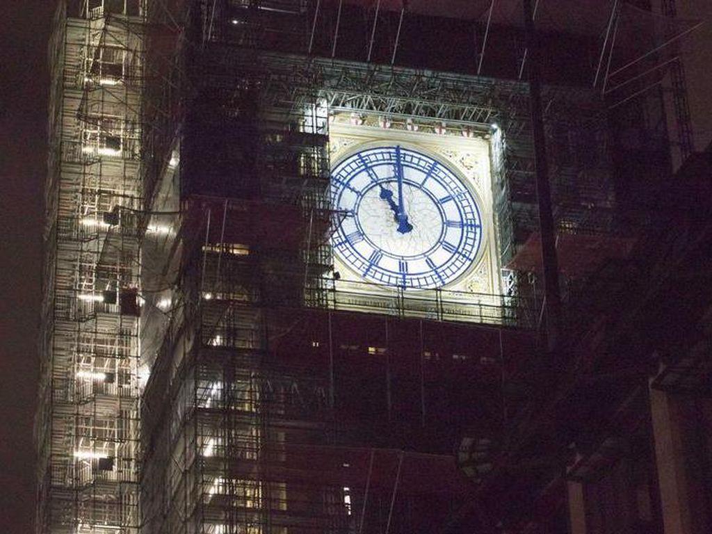 Pergantian Tahun Jadi Awal Baru bagi Inggris-Uni Eropa
