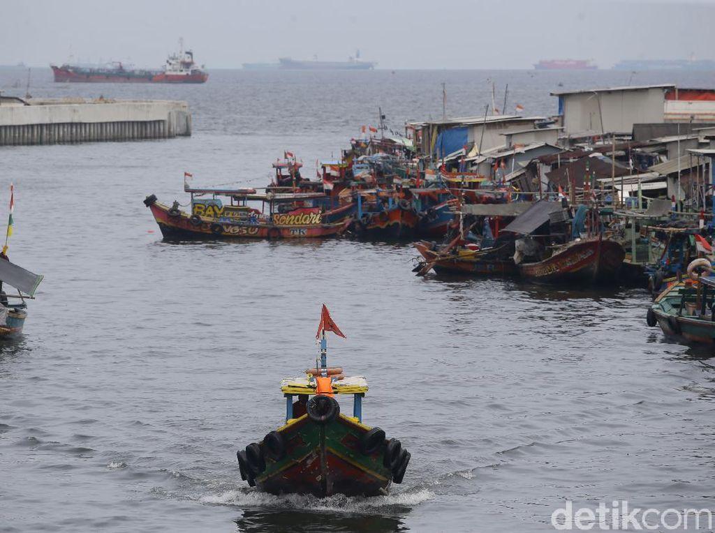 Ditpolairud Polda Jatim Awasi Pemudik Gelap Sewa Kapal Nelayan