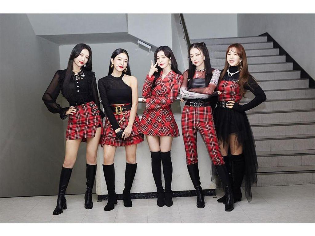 Comeback Agustus, Dengarkan Lagi 4 Lagu Red Velvet dengan Konsep Ceria
