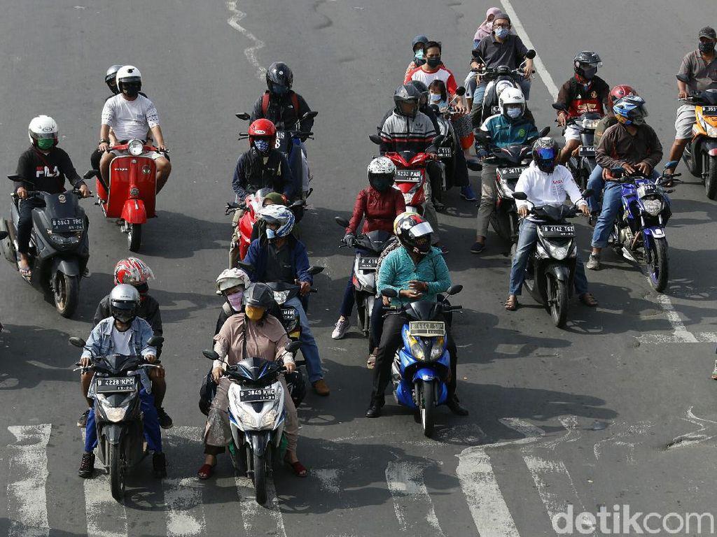 22 Hari Lagi Kendaraan di Jakarta Wajib Lulus Uji Emisi