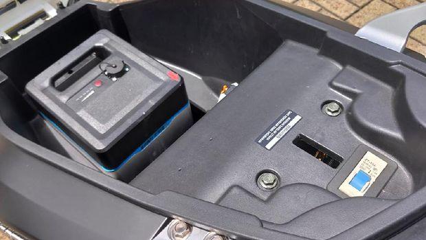 Motor listrik United T1800.