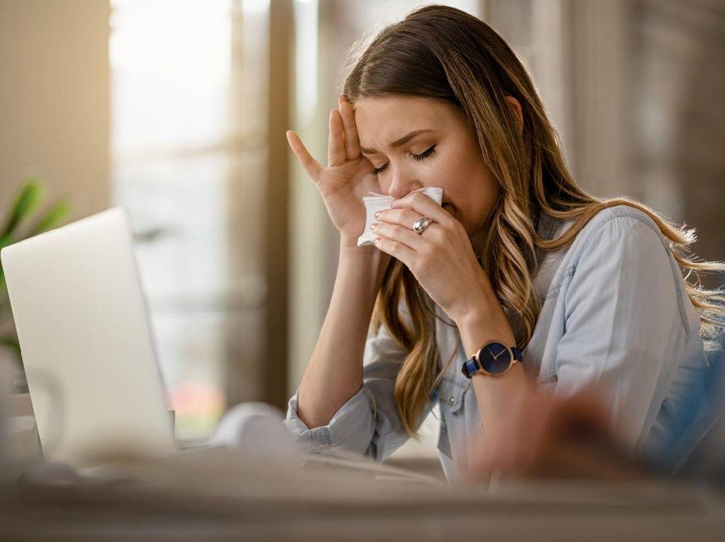 Cara Mengembalikan Indra Penciuman, Coba dengan 7 Makanan Ini